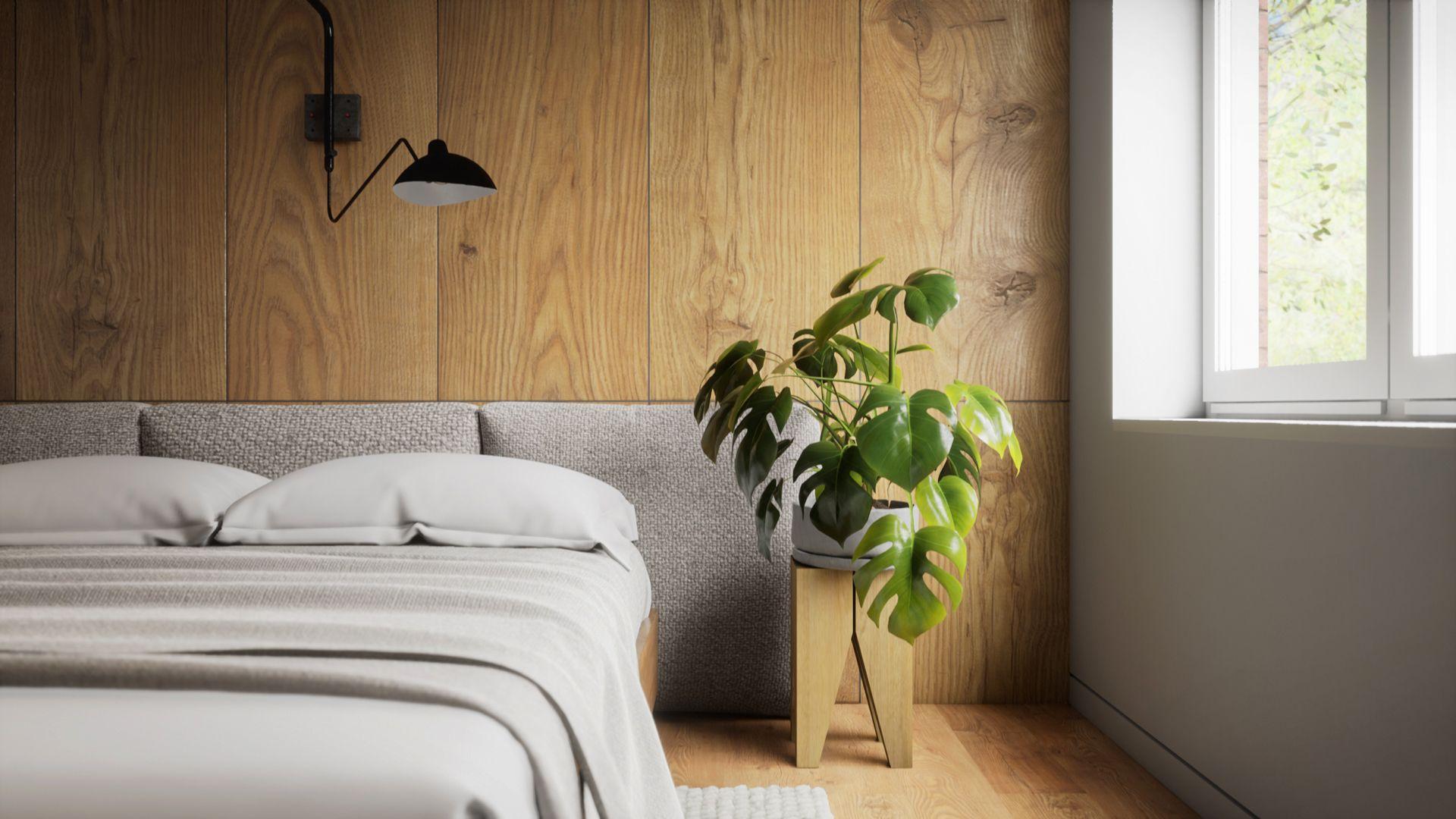 Bedroom lighting visualization
